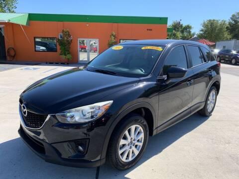 2014 Mazda CX-5 for sale at Galaxy Auto Service, Inc. in Orlando FL