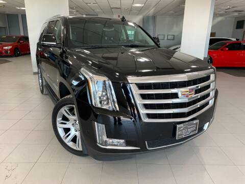2018 Cadillac Escalade for sale at Auto Mall of Springfield in Springfield IL