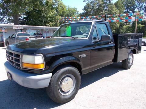 1996 Ford F-250 for sale at Culpepper Auto Sales in Cullman AL