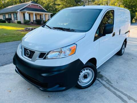 2019 Nissan NV200 for sale at Cobb Luxury Cars in Marietta GA