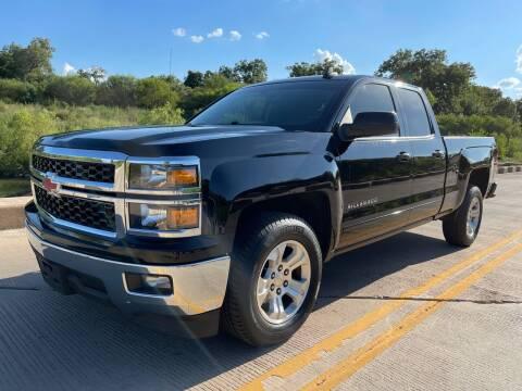 2015 Chevrolet Silverado 1500 for sale at GTC Motors in San Antonio TX