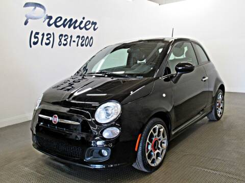 2015 FIAT 500 for sale at Premier Automotive Group in Milford OH