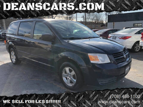 2008 Dodge Grand Caravan for sale at DEANSCARS.COM in Bridgeview IL