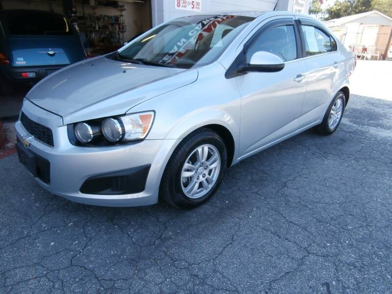 2012 Chevrolet Sonic for sale in Greensboro, NC