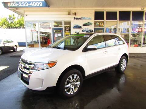 2013 Ford Edge for sale at Powell Motors Inc in Portland OR
