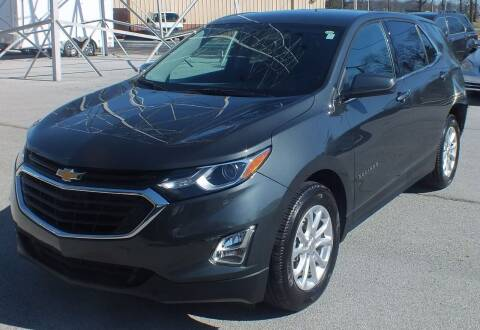 2020 Chevrolet Equinox for sale at Kenny's Auto Wrecking in Lima OH