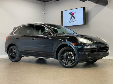 2012 Porsche Cayenne for sale at TX Auto Group in Houston TX