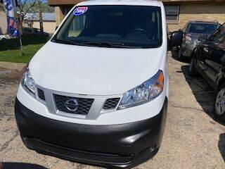 2014 Nissan NV200 for sale at NORTH CHICAGO MOTORS INC in North Chicago IL
