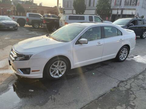 2011 Ford Fusion for sale at East Main Rides in Marion VA