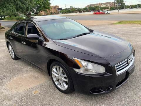 2014 Nissan Maxima for sale at Austin Direct Auto Sales in Austin TX