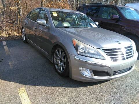 2012 Hyundai Equus for sale at MOUNT EDEN MOTORS INC in Bronx NY