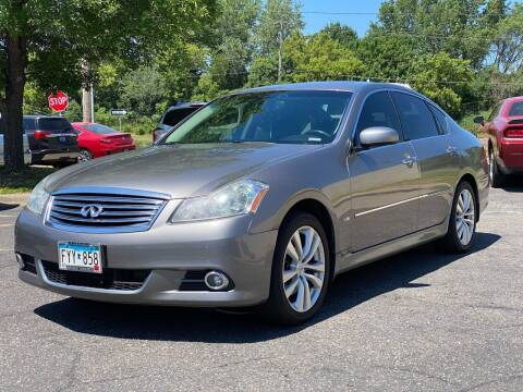 2008 Infiniti M35 for sale at North Imports LLC in Burnsville MN