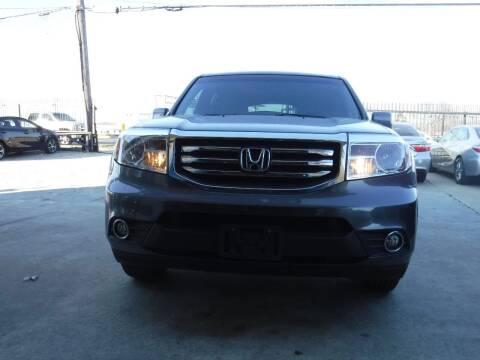 2013 Honda Pilot for sale at N & A Metro Motors in Dallas TX