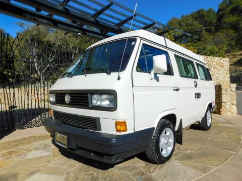 1990 Volkswagen Vanagon for sale at Milpas Motors in Santa Barbara CA
