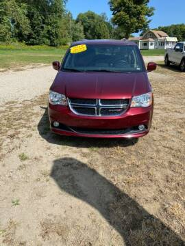 2019 Dodge Grand Caravan for sale at Hillside Motor Sales in Coldwater MI