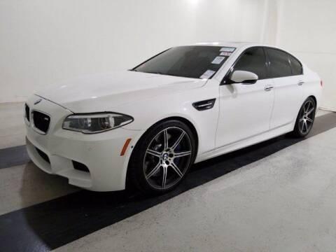 2015 BMW M5 for sale at DeluxeNJ.com in Linden NJ