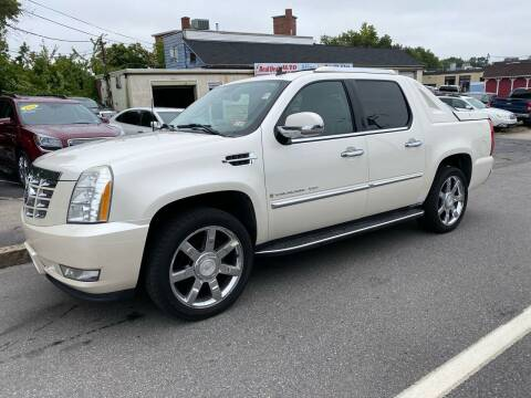 2007 Cadillac Escalade EXT for sale at Real Deal Auto Sales in Manchester NH