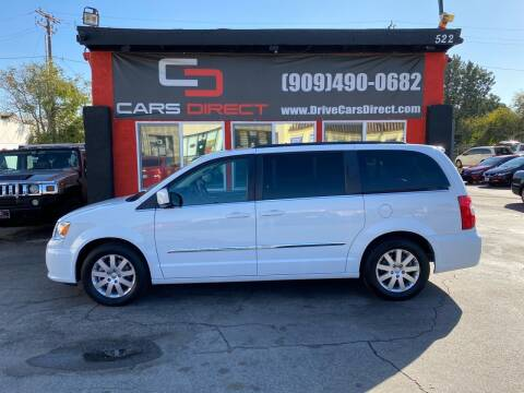 2015 Chrysler Town and Country for sale at Cars Direct in Ontario CA