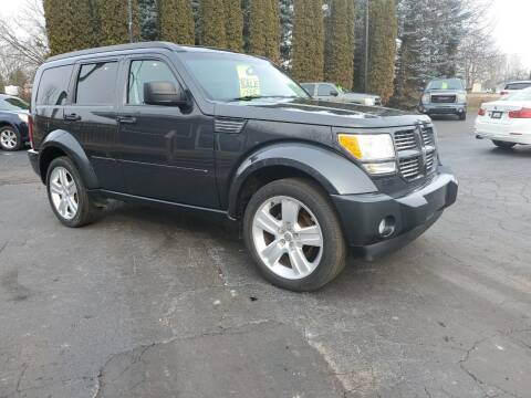 2011 Dodge Nitro for sale at Drive Motor Sales in Ionia MI