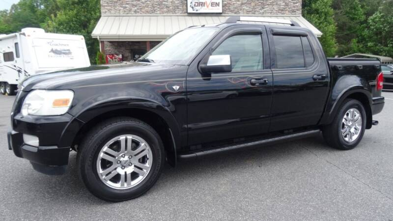 2007 Ford Explorer Sport Trac for sale at Driven Pre-Owned in Lenoir NC