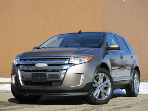 2013 Ford Edge for sale at Autohaus in Royal Oak MI