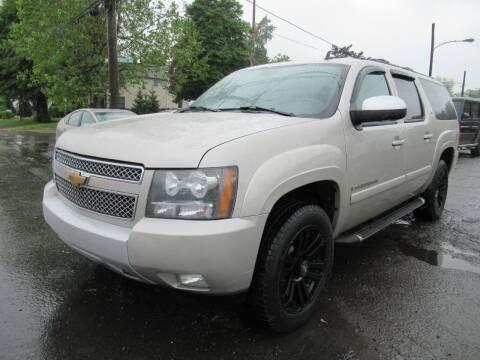 2007 Chevrolet Suburban for sale at PRESTIGE IMPORT AUTO SALES in Morrisville PA