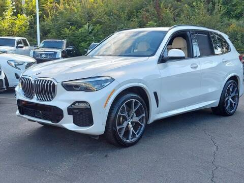 2019 BMW X5 for sale at Automall Collection in Peabody MA