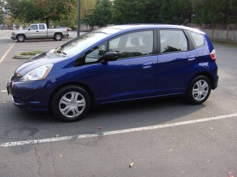 2010 Honda Fit for sale at Western Auto Brokers in Lynnwood WA