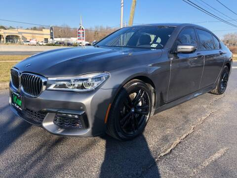 2018 BMW 7 Series for sale at iCar Auto Sales in Howell NJ
