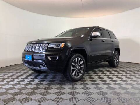 2017 Jeep Grand Cherokee for sale at BMW of Schererville in Shererville IN