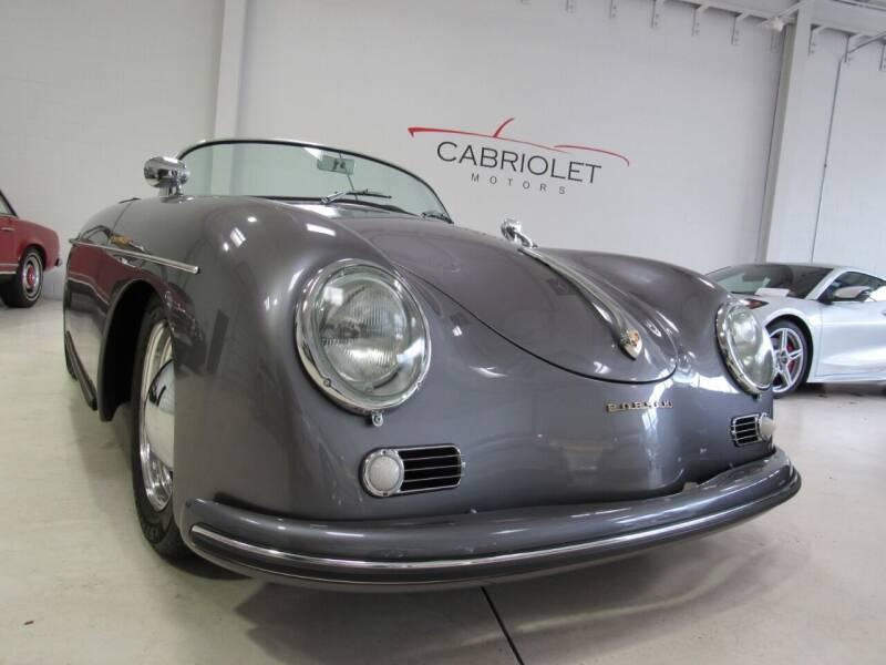 2019 Porsche 356 Speedster for sale at Cabriolet Motors in Morrisville NC