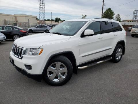 2011 Jeep Grand Cherokee for sale at Northwest Premier Auto Sales in West Richland And Kennewick WA