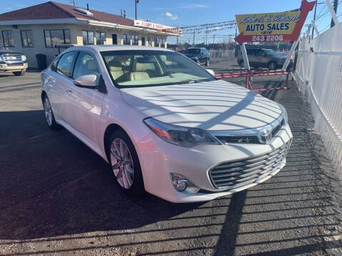 2014 Toyota Avalon for sale at Robert B Gibson Auto Sales INC in Albuquerque NM