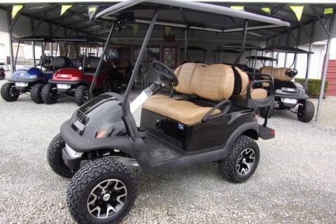 2021 Club Car Lifted Golf Cart Villager V4L Gas EFI for sale at Area 31 Golf Carts - Gas 4 Passenger in Acme PA