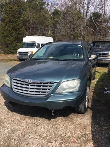 2005 Chrysler Pacifica for sale at Delong Motors in Fredericksburg VA