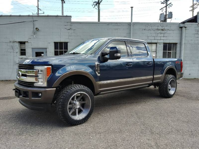 2017 Ford F-250 Super Duty for sale at Kevin Lapp Motors in Plymouth MI