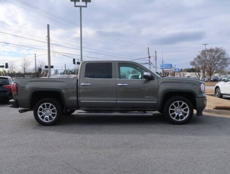 2017 GMC Sierra 1500 for sale at Southern Auto Solutions - BMW of South Atlanta in Marietta GA