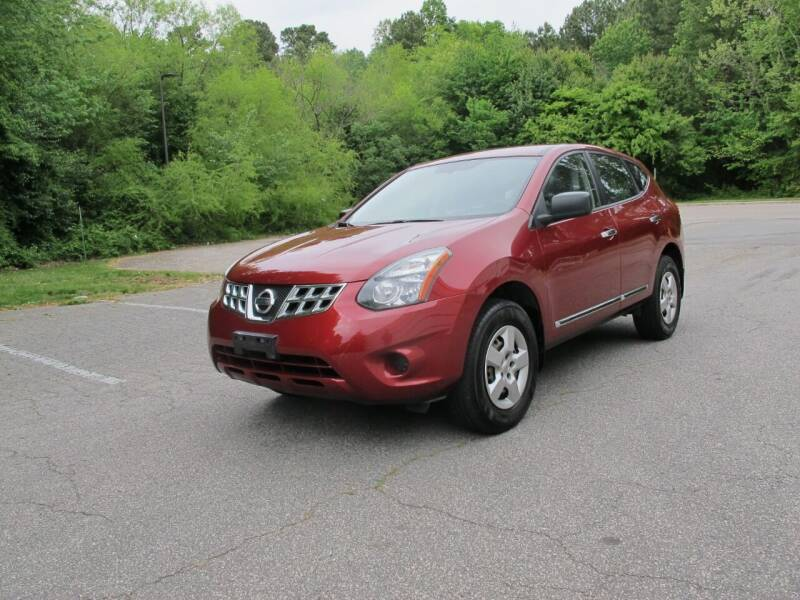 2014 Nissan Rogue Select for sale at Best Import Auto Sales Inc. in Raleigh NC