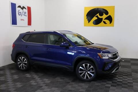 2022 Volkswagen Taos for sale at Carousel Auto Group in Iowa City IA