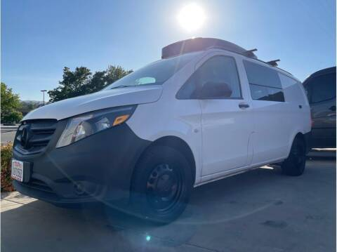 2016 Mercedes-Benz Metris for sale at Dealers Choice Inc in Farmersville CA