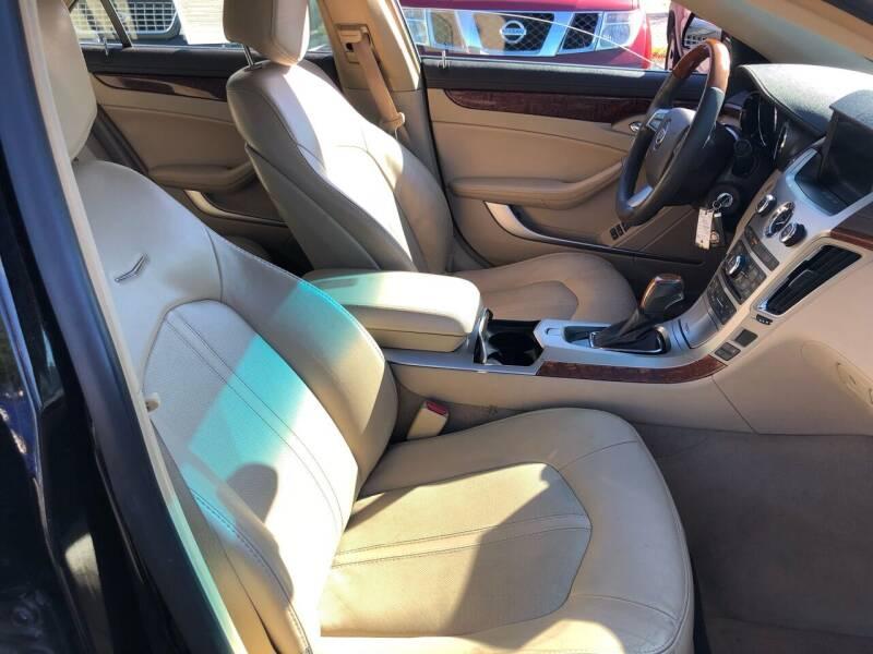 2009 Cadillac CTS AWD 3.6L DI 4dr Sedan w/ 1SB w/ Navigation - Virginia Beach VA