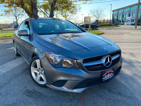 2016 Mercedes-Benz CLA for sale at JerseyMotorsInc.com in Teterboro NJ