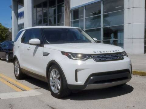 2018 Land Rover Discovery for sale at DORAL HYUNDAI in Doral FL