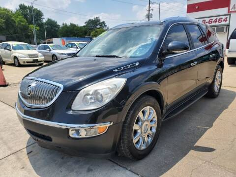 2011 Buick Enclave for sale at Quallys Auto Sales in Olathe KS