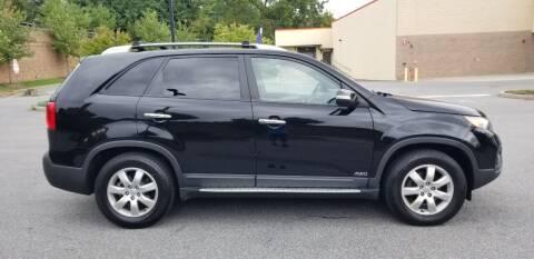 2012 Kia Sorento for sale at Lehigh Valley Autoplex, Inc. in Bethlehem PA