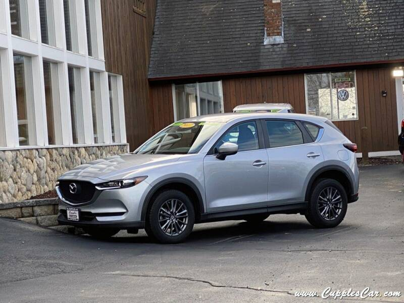 2017 Mazda CX-5 for sale at Cupples Car Company in Belmont NH