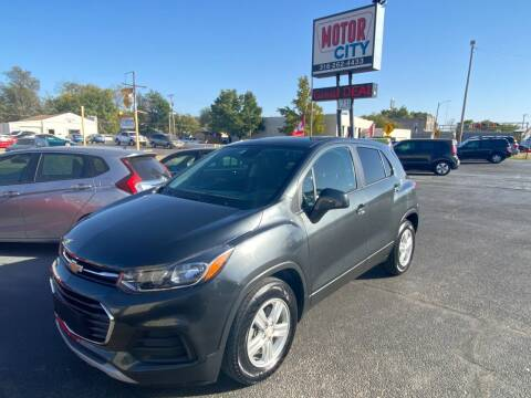 2019 Chevrolet Trax for sale at Motor City Sales in Wichita KS