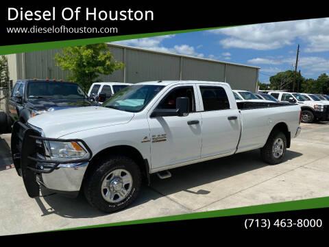 2016 RAM Ram Pickup 2500 for sale at Diesel Of Houston in Houston TX
