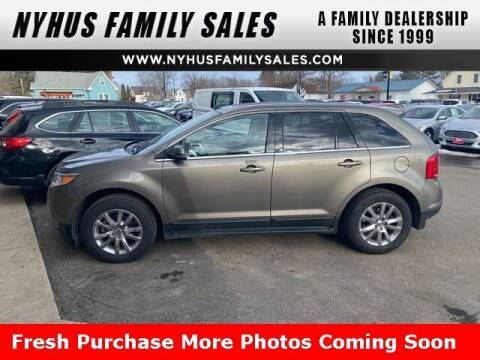 2013 Ford Edge for sale at Nyhus Family Sales in Perham MN