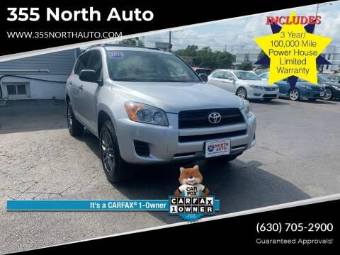 2011 Toyota RAV4 for sale at 355 North Auto in Lombard IL